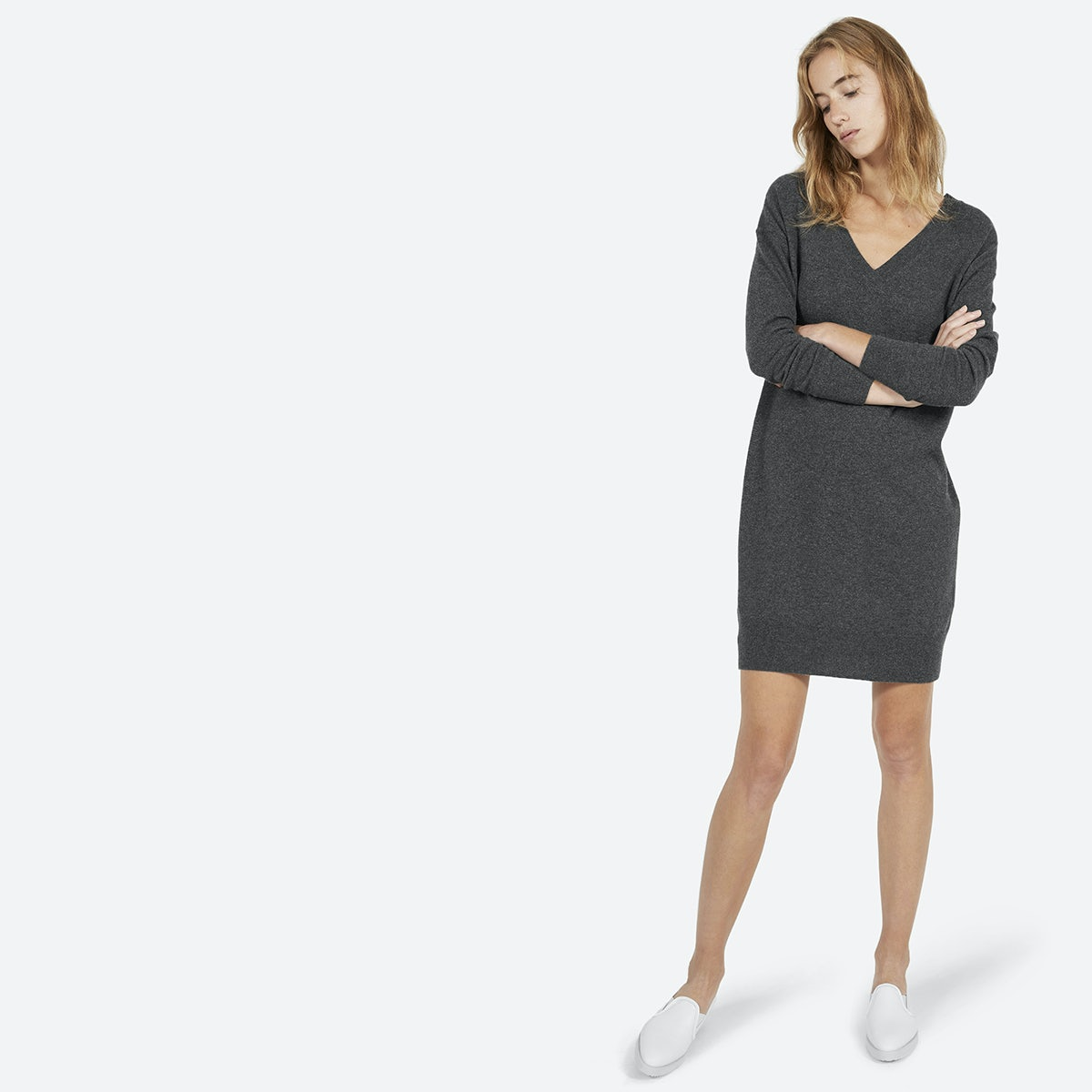 Women's Cashmere Sweater Dress | Everlane