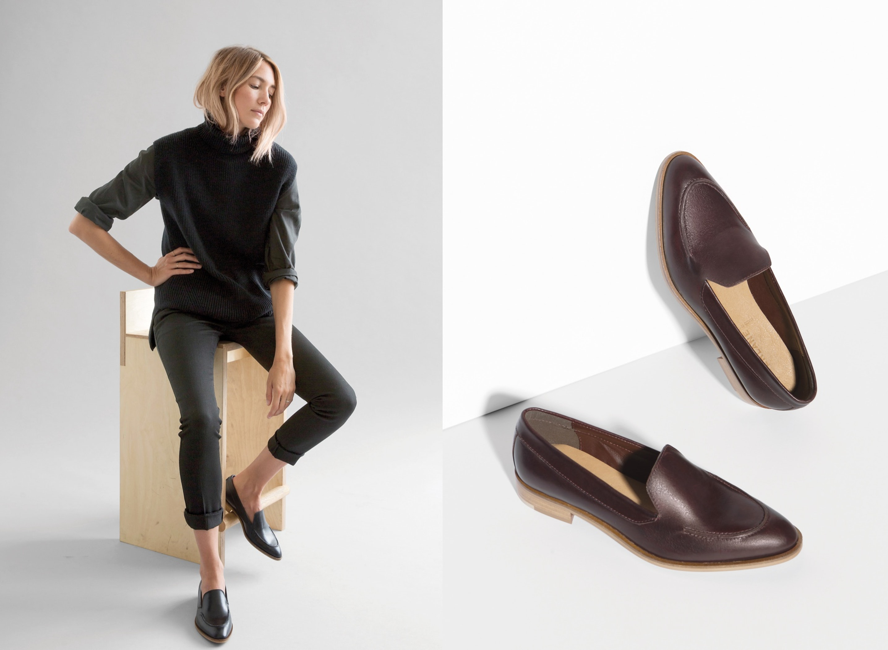 bee2c46ed35 The Modern Loafer