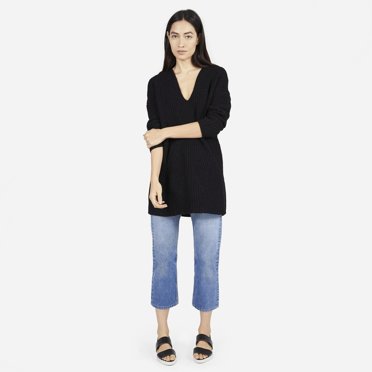 Women's E1 Tunic Sweater | Everlane