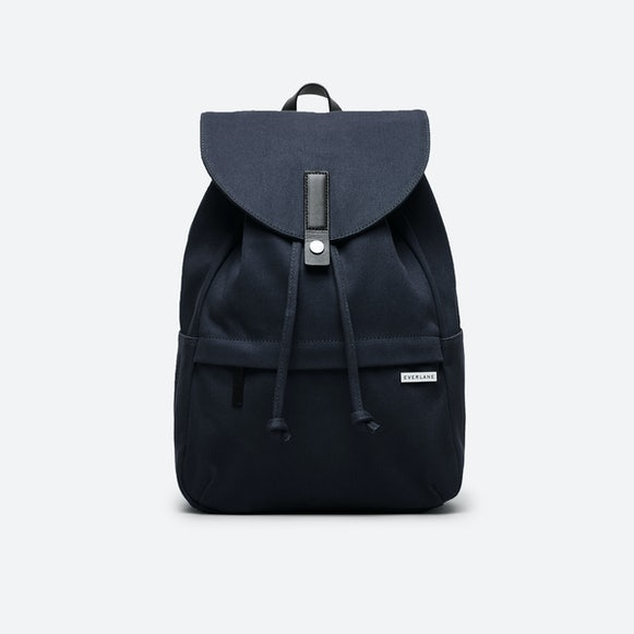 Women's Modern Twill Single Snap Backpack - Large | Everlane