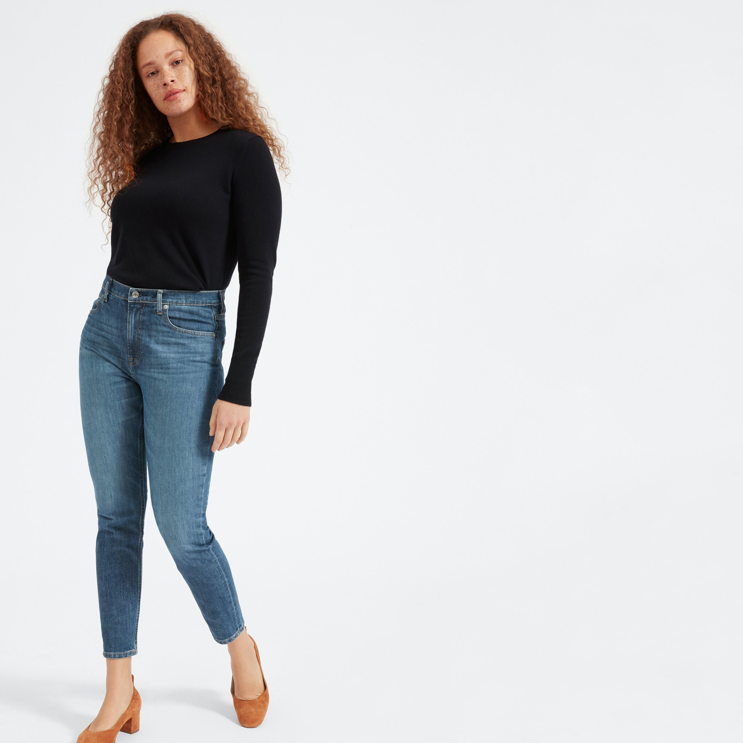 Best mid to high rise jeans