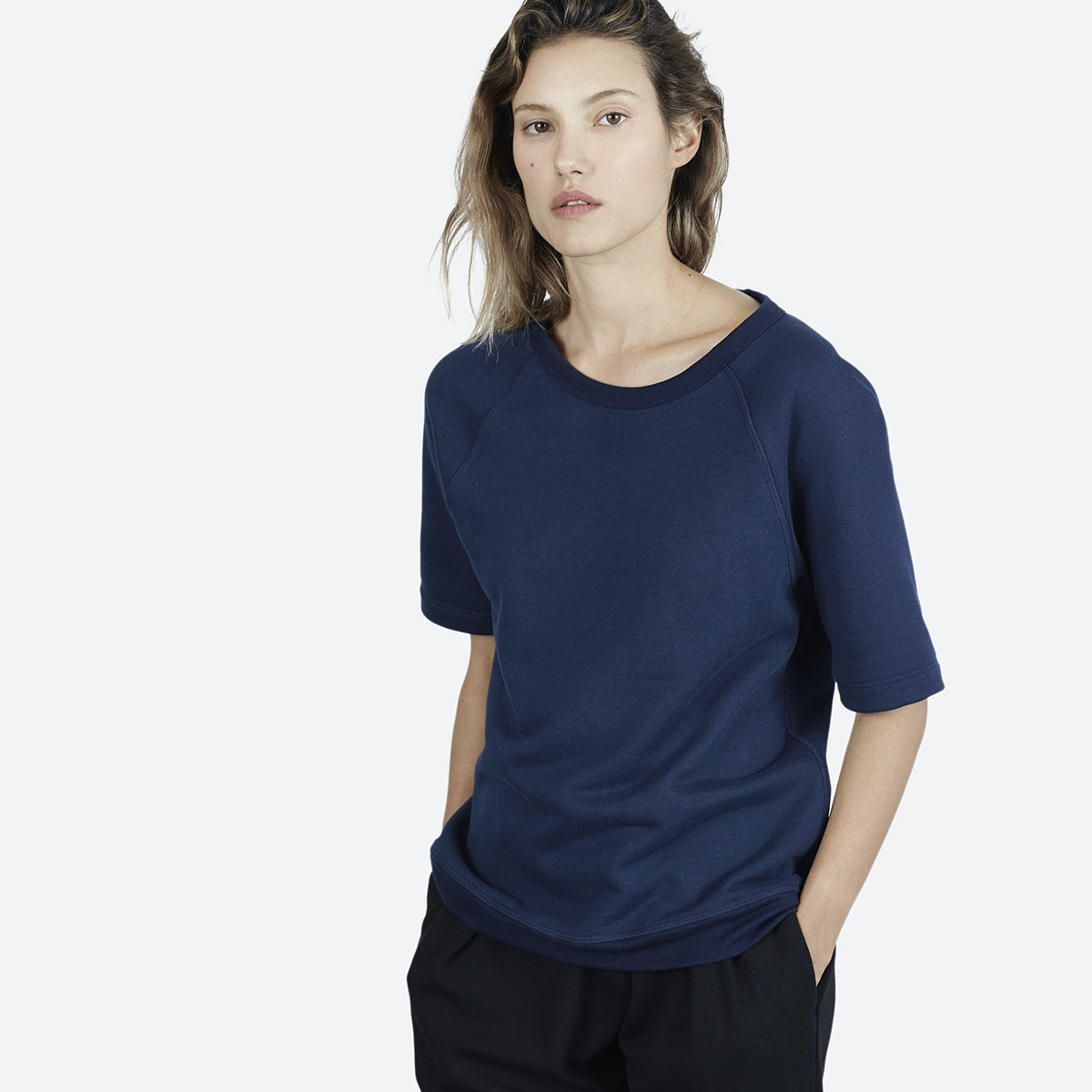 Women's Short-Sleeve Sweatshirt | Everlane