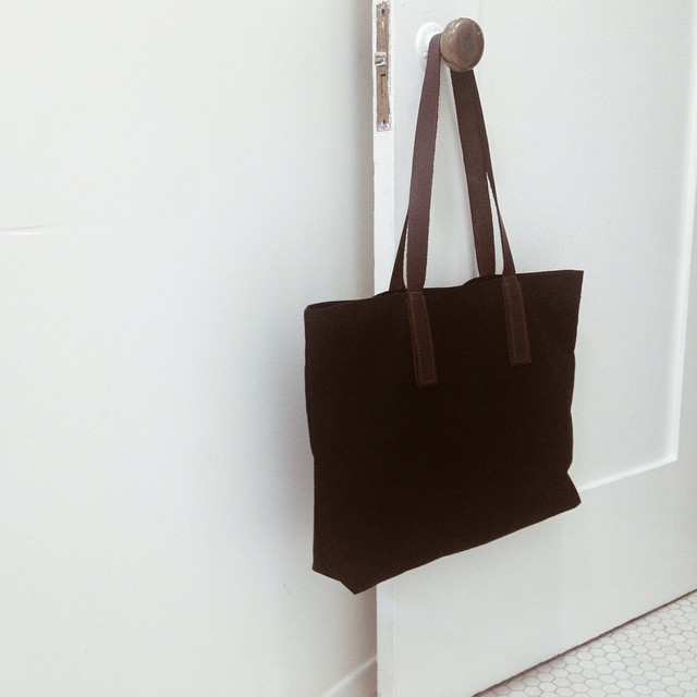 Women's Twill Zip Tote | Everlane