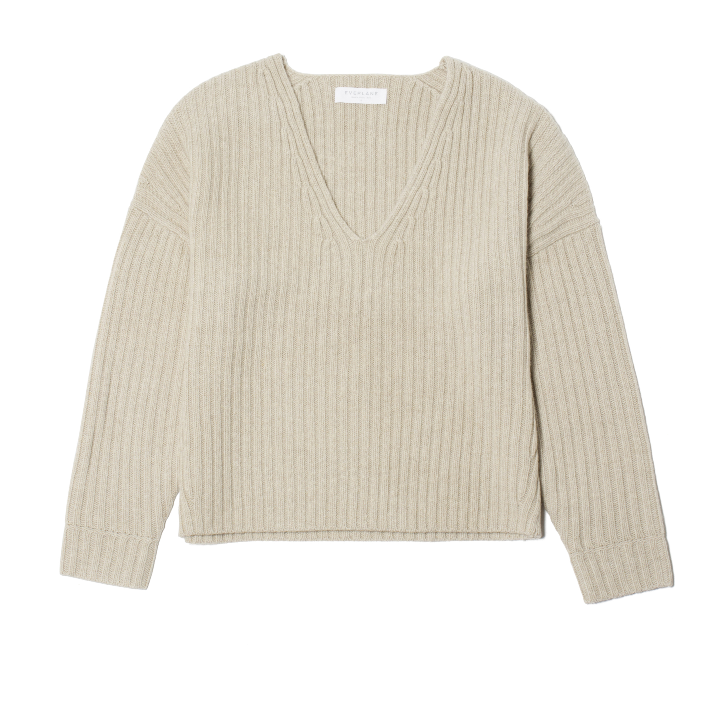 Ribbed Wool-Cashmere Sweaters | Everlane